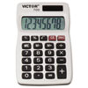 Victor 700 8-Digit Calculator, 8-Digit LCD (VCT700)