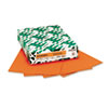 Wausau Paper Astrobrights Colored Card Stock, 65 lbs., 8-1/2 x 11, Orbit Orange, 250 Sheets (WAU22761)
