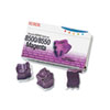 Xerox 108R00670 Solid Ink Stick, 1,033 Page-Yield, 3/Box, Magenta (XER108R00670)
