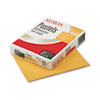 Xerox Multipurpose Pastel Colored Paper, 20-lb, Letter, Gold, 500 Sheets/Ream (XER3R11055)