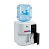 Avanti Tabletop Thermoelectric Water Cooler, 13 1/4dia. x 15 3/4h, White (AVAWD31EC)