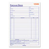 Tops Purchase Order Book, 5-9/16 x 7 15/16, Three-Part Carbonless, 50 Sets/Book (TOP46141)