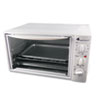 Coffee Pro Multi-Function Toaster Oven with Multi-Use Pan, 15 x 10 x 8, White (OGFOG20)