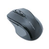 Kensington Pro Fit Wireless Mid-Size Mouse, 2.4GHz, Black (KMW72354)