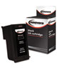 Innovera 67WN Compatible, Remanufactured, C8767WN (96) Ink, 870 Page-Yield, Black (IVR67WN)