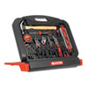 Great Neck 48-Piece Multi Purpose Tool Set in Black Stand-Up Case (GNSGN48)