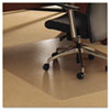 Floortex ClearTex Ultimat Polycarbonate Chair Mat for Carpet, 48 x 79, Clear (FLR1120023ER)