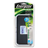 Energizer Family Battery Charger, Multiple Battery Sizes (EVECHFC)