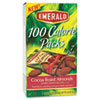 Emerald 100 Calorie Pack Dark Chocolate Cocoa Roast Almonds, .63 oz Packs, 7 Packs/Box (DFD84325)