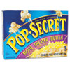 Pop Secret Microwave Popcorn, Movie Theater Butter, 3.5 oz Bags, 3 Bags/Box (DFD57690)