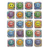 Creativity Street Creativity Street Peel and Stick Gemstone Stickers, Smiley Face, 20/Pack (CKC1648)