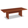 Basyx BL Laminate Series Rectangular Conference Table, 96w x 44d x 29-1/2h, Med Cherry (BSXBLC96RA1A1)