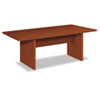Basyx BL Laminate Series Rectangular Conference Table, 72w x 36d x 29-1/2h, Med Cherry (BSXBLC72RA1A1)