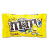 M & M's Milk Chocolate/Candy Coated Peanuts, 19.2 oz Pack (MNM24929)