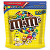 M & M's Milk Chocolate Coated Candy w/Peanut Center, 42 oz Bag (MNM32437)