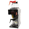 Coffee Pro High-Capacity Institutional  Plumbed-In Brewer, Stainless Steel (OGFCP3AF)