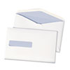 Quality Park Window Postage Saving Envelope, 28lb., White, 500/Pack (QUA90063)