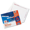 Avery Laser/Inkjet Hanging File Folder Inserts, 1/3 Tab, 3 1/2 Inch, White, 100/Pack (AVE11137)