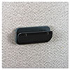 Universal Recycled Plastic Partition Clip, 4-1/2w x 2h, Charcoal (UNV08171)
