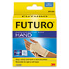 Futuro Energizing Support Glove, Small, Palm Size 6.5 - 7.5, Tan (MMM09184EN)