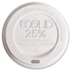 Eco-Products Eco-Lid 25% Recycled Content Hot Cup Lid, Fits 10-20 oz Cups, 1000/Carton (ECOEPHL16WR)