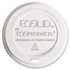 Eco-Products Hot Cup Lid, 8 oz, Translucent, 800/Carton (ECOEPECOLID8)