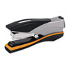 Swingline Optima Desk Stapler, 40-Sheet Capacity, Silver/Orange/Black (SWI87845)