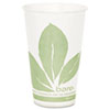 Solo Cup Company Paper Cold Cup, Bare Design, 12oz, 20/Pack (SLOR12BBJD110PK)