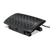 Fellowes Climate Control Footrest, Black (FEL8030901)