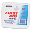 Physicianscare First Aid On the Go Kit, Mini (ACM90101)