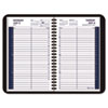 At-A-Glance Recycled Daily Academic Appointment Book, Black, 4 7/8 x 8-2014 (AAG7080705)