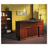 Mayline Sorrento Series Reception Desk Counter with Granite Top (MLNSRCMSCR)