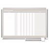 Mastervision MasterVision In-Out Magnetic Dry Erase Board, 36x24, Silver Frame (BVCGA01110830)