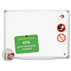 Mastervision MasterVision Earth Ceramic Dry Erase Board, 24x36, Aluminum Frame (BVCCR0620030)