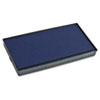 2000 Plus 2000 PLUS Replacement Ink Pad for Printer P20 & Dual Pad Printer P20, Blue (COS065466)