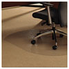 Floortex ClearTex Ultimat Polycarbonate Chair Mat for Carpet, 49 x 39, Clear (FLR119923SR)
