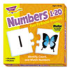 Trend Fun to Know Puzzles, Numbers 1-20 (TEPT36003)