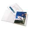Cardinal ClearThru ShowFile Presentation Book, 12 Letter-Size Sleeves, Clear (CRD51532)