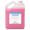 Boardwalk Mild Cleansing Pink Lotion Soap, Pleasant Scent, Liquid, 1 gal Bottle, 4/Carton (BWK410CT)