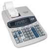 Victor 1560-6 Two-Color Ribbon Printing Calculator, 12-Digit Fluorescent, Black/Red (VCT15606)