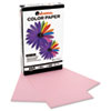 Universal Colored Paper, 20lb, 8-1/2 x 14, Pink, 500 Sheets/Ream (UNV11224)