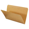 Universal Kraft File Folders, Straight Cut, Top Tab, Legal, Brown, 100/Box (UNV16140)