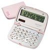 Victor 909-9 Limited Edition Pink Compact Calculator, 10-Digit LCD (VCT9099)