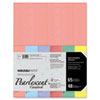 Wausau Paper Astrobrights Glisten Pearlescent Colored Paper, 65lb, 8-1/2 x 11, 48 Sheets/Pack (WAU45124)