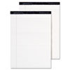 Tops Docket Diamond Legal Ruled Pads, 8-1/2 x 11-3/4, WE, 2 50-Sheet Pads/Box (TOP63975)