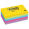 Post-It Notes Ultra Color Notes, 3 x 5, Five Colors, 5 100-Sheet Pads/Pack (MMM6555UC)