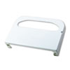 Boardwalk Wall-Mount Toilet Seat Cover Dispenser, Plastic, White (BWKKD100)