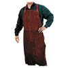 Anchor Brand 500 Leather Bib Apron, 24in x 42 (ANR500)