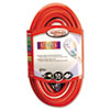 Cci Stripes Extension Cord, 12/3 AWG, 50ft (COC025488841)