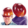 Msa Skullgard Protective Hard Hats, Staz-On Pin-Lock Suspension, Tan (MSA454617)